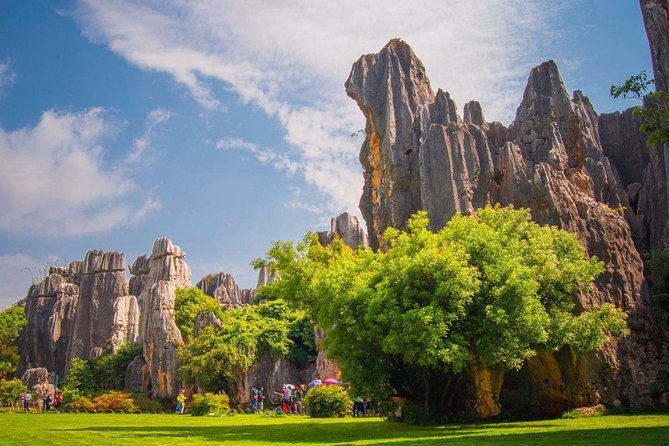 Private Full-Day Tour Stone Forest and Golden Temple