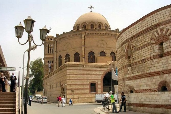 Cairo Layover Full-Day Private Tour