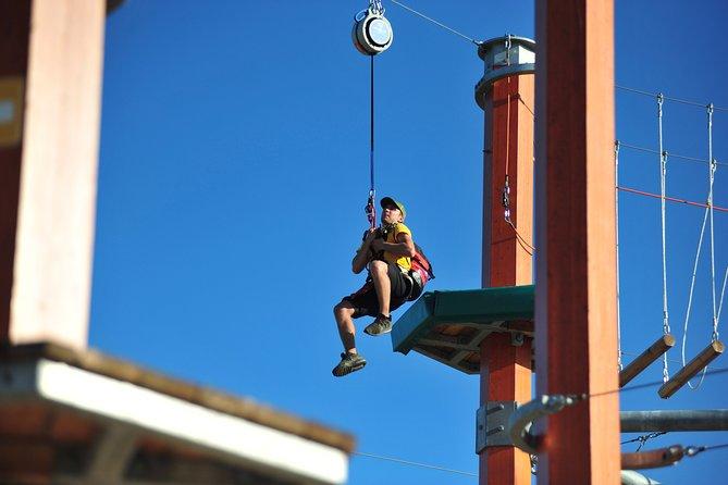 Jones Beach What's To Fear Jump Experience
