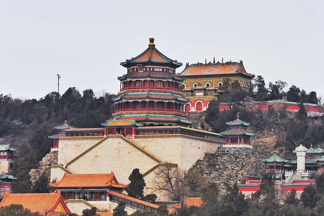 Beijing Private Tour with Ming Tombs and Summer Palace