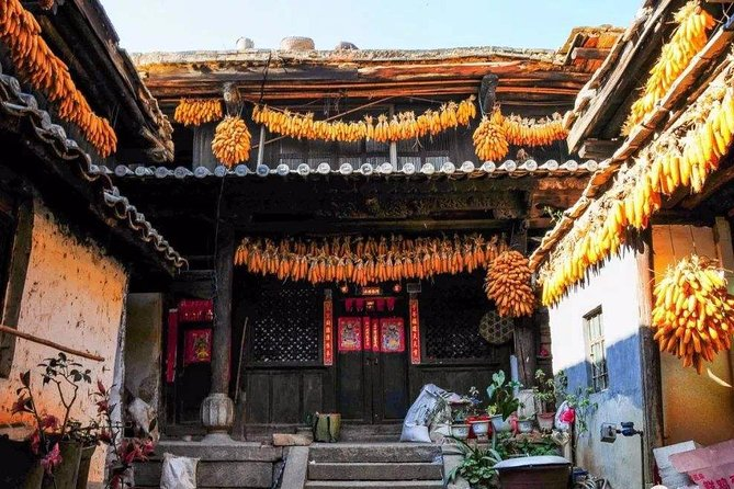 Private Cultural Day Tour of Chengzi Village from Kunming