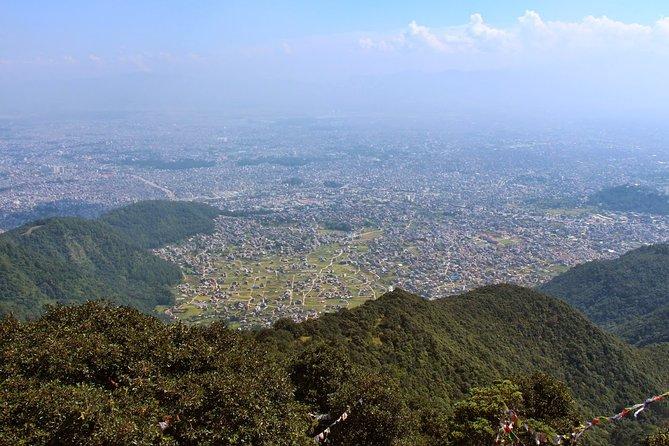 Kathmandu-1 Day Hiking to Nagarjun