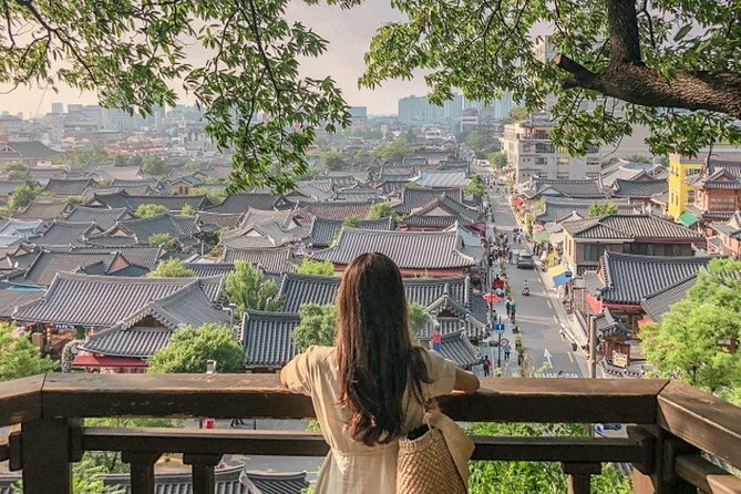 Full day Jeonju Customizable Private Tour from Seoul