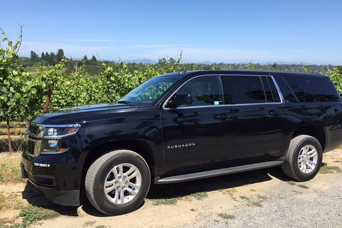 Airport Transfer To OR From Napa CITY - SUV