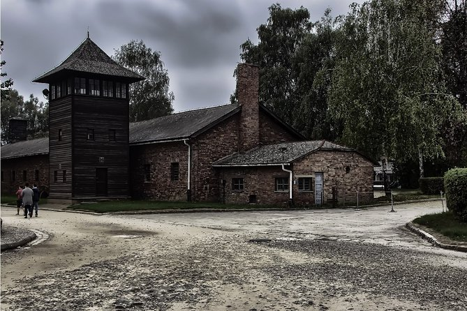 Auschwitz-Birkenau full guided tour with private transport from Cracow