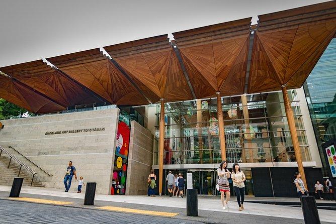 Auckland Fine Arts Tour