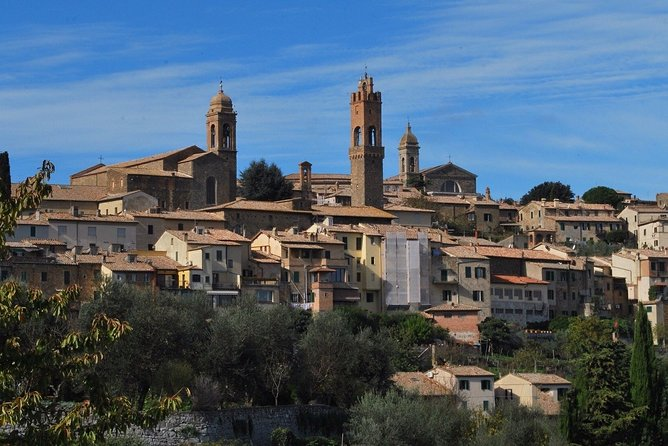 Montepulciano & Montalcino Discovery - From Florence