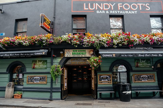 Lonely Planet Experience: Dublin Highlights & Hidden Gems with a Local