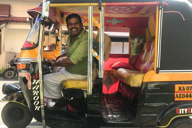 Kochi private Tuk-Tuk (Auto Rickhaw) Tour