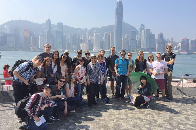 Hong Kong Walking Tour - The Highlight of the City (New & Best)