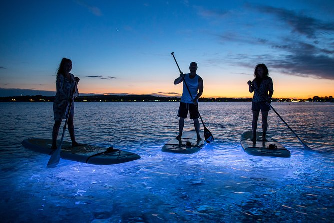 STAND-UP-PADDLE Glow NIGHT Tour in Medulin
