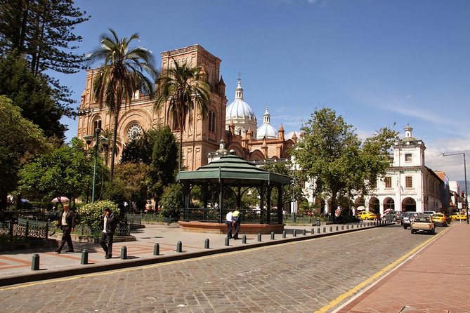 Private Shuttle Guayaquil to Cuenca