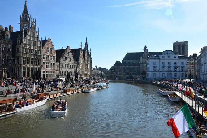 Private Tour - Ghent and Bruges from Brussels