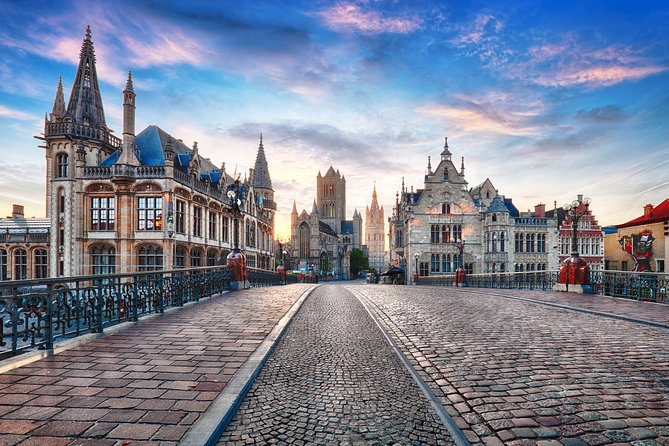Private Tour - Discovery of Ghent from Brussels