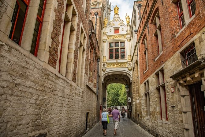 Private Tour - Discovery of Bruges from Brussels