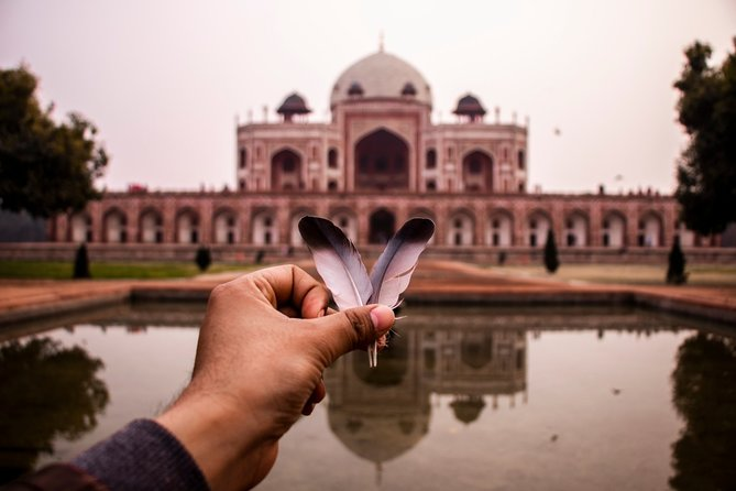 8 Hour: Best of Old & New Delhi Tour