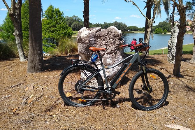 Electric Bike Rentals in The Villages Florida with Delivery