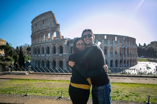 Greatest Sites of Rome Tour in One Day with Vatican Sistine Chapel & Colosseum