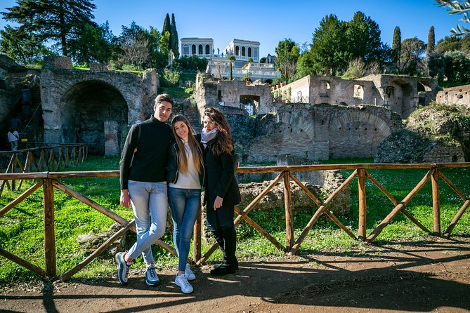 2 Days Private Tour to Rome and Florence Included Fast Access