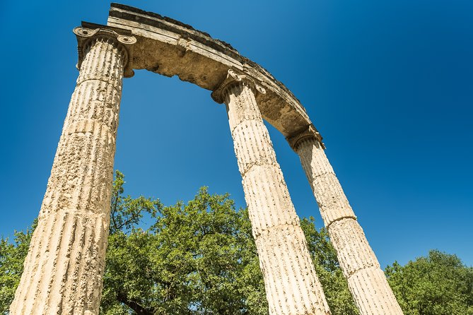 Ancient Olympia Full Day Trip from Zakynthos