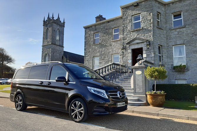 Glenlo Abbey Hotel Galway To Dublin Airport Or City Private Chauffeur Transfer