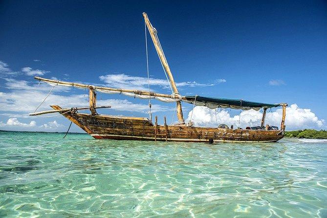 Menai Bay Sailing Trip from Zanzibar