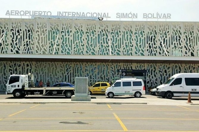 Santa Marta Arrival or Departure Transfer: Airport / Cruise Ship Terminal
