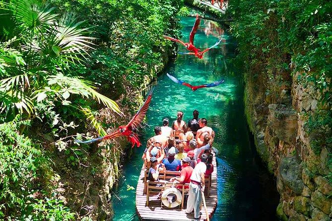 Xcaret Park Playa del Carmen Half-Day Skip-the-Line Ticket