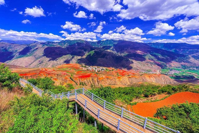 2-Day Private Photography Tour to Dongchuan Red Land from Kunming