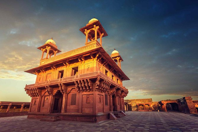 Private Half-Day Guided Tour in Fatehpur Sikri