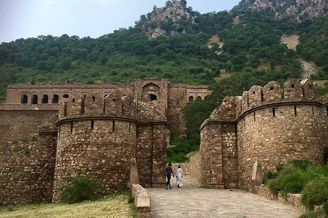 Excursion To Sariska National Park - Bhangarh Fort - Stepwell with Guided Trip