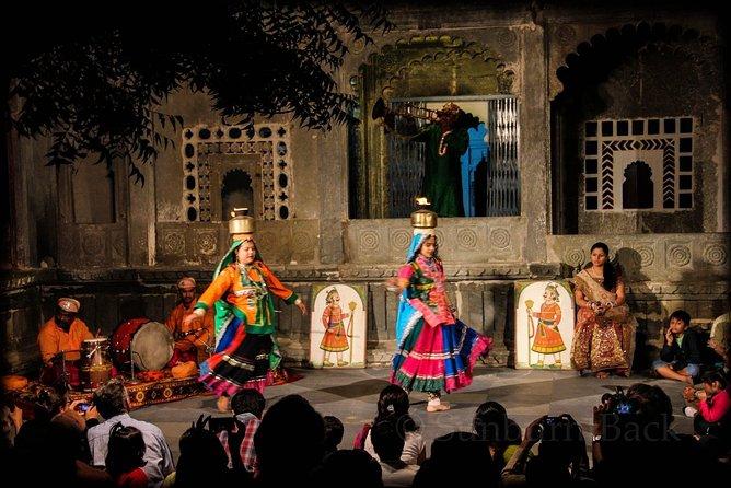 Bagore ki haveli museum cultural session E-tickets w/ Pickup