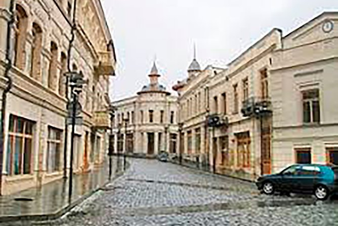 Old streets in Kutaisi, Georgia