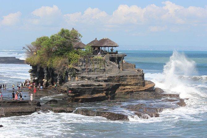 Bali Jungle Trekking and Tanah Lot Sunset Tour