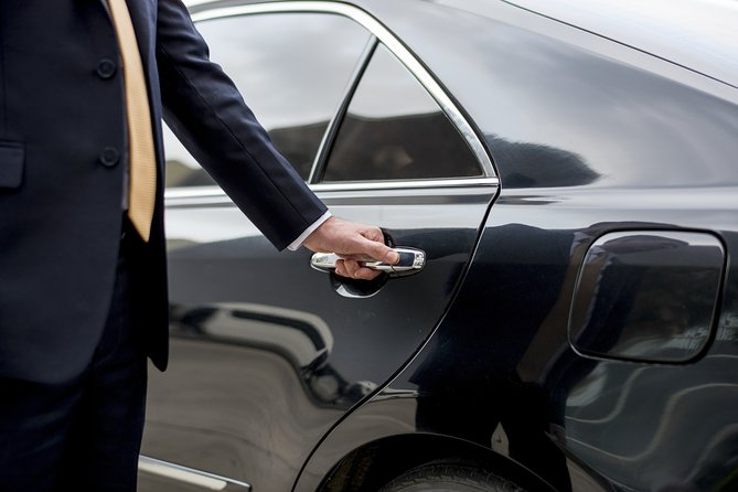 Private Airport Transfer from Walnut Creek To SFO.