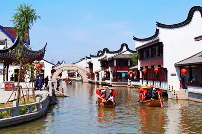 Zhaojialou Water Town Half-Day Private Tour from Shanghai