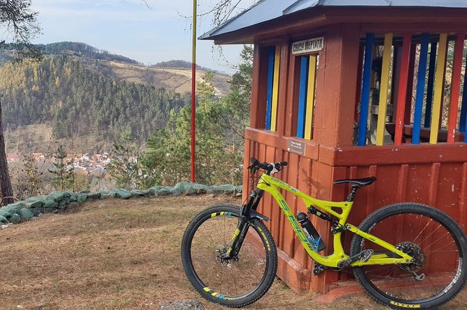 Brasov Trails Mountain Bike tour