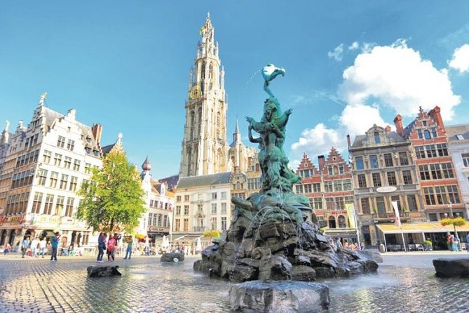 Private Tour - Antwerp from Brussels