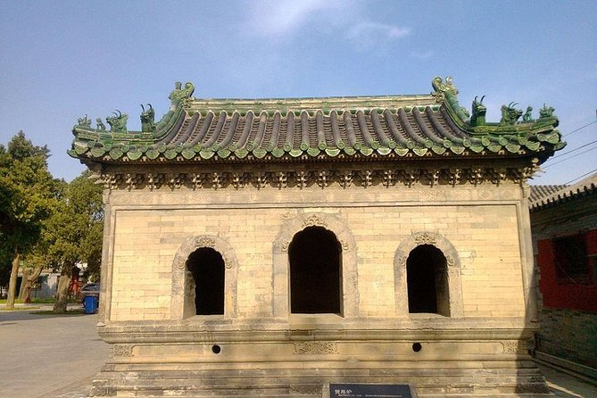 Beijing Lama Temple, Panda Garden and Ancient Altar Private One Day Tour