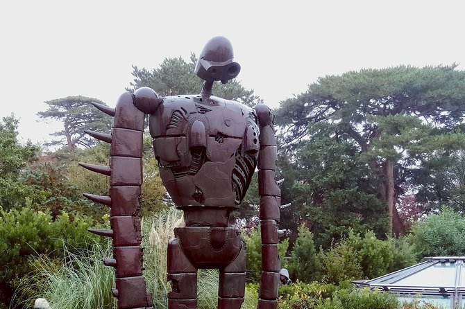 Pre-Order request for Studio Ghibli Museum – including Ticket delivery