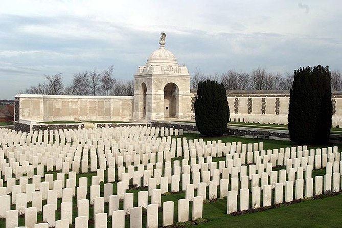 Private Tour - The Great War in Flanders Fields from Brussels