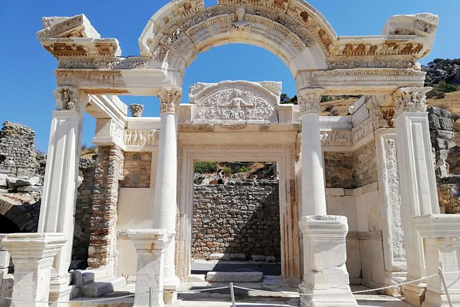 Private Tour 3 : Ephesus - The House of Virgin Mary The Temple of Artemis