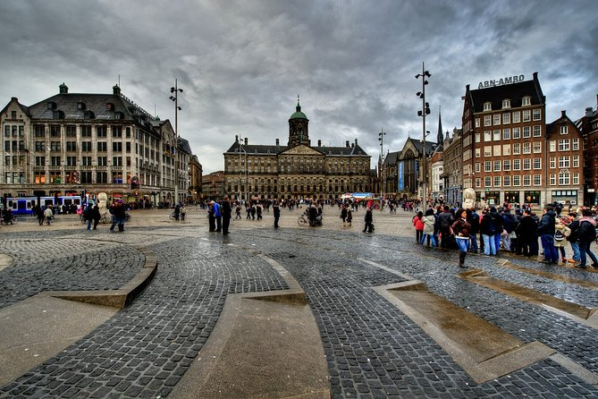 Private Tour - Amsterdam from Brussels