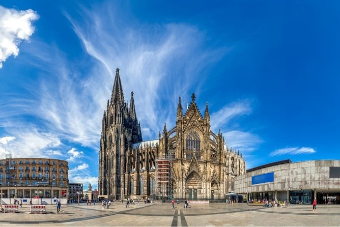 Private Tour - Cologne & Monschau from Brussels