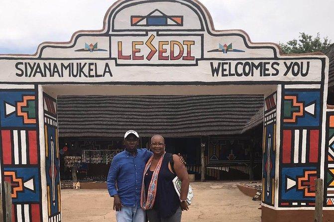 Lesedi cultural Village and Cradle of Humankind Tour