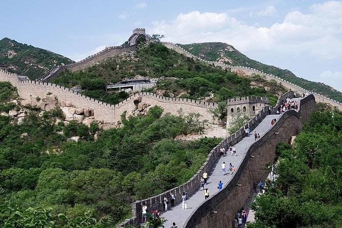 Summer Palace and Great Wall at Badaling One Day Private Tour including Lunch