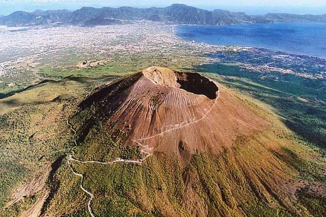 Naples, Pompeii and Vesuvius full day tour from Naples