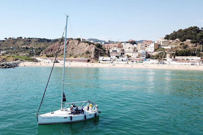 Full day private sailing trip in Barcelona