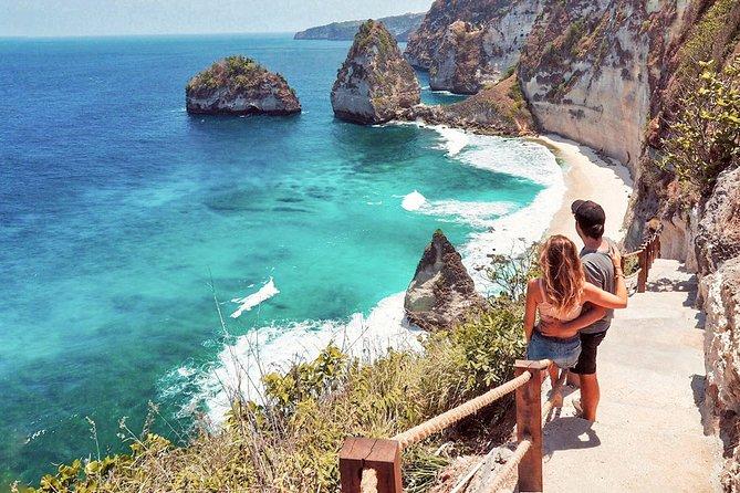 Diamond & Atuh Beach, Rumah Pohon, Pulau Seribu, Giri Putri Temple : East Penida
