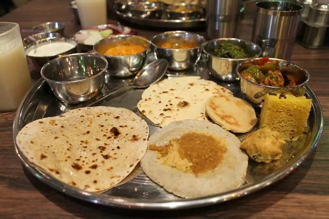Indian Food Adventure Tour